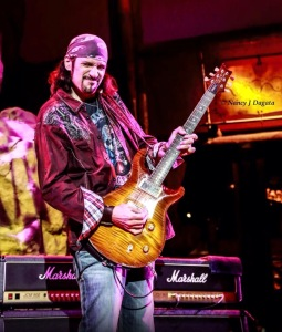 Bruce Kulick - Photo: Nancy Dagata