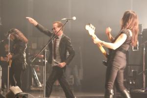 Graham Bonnet Band Photo: Stefan Nilsson