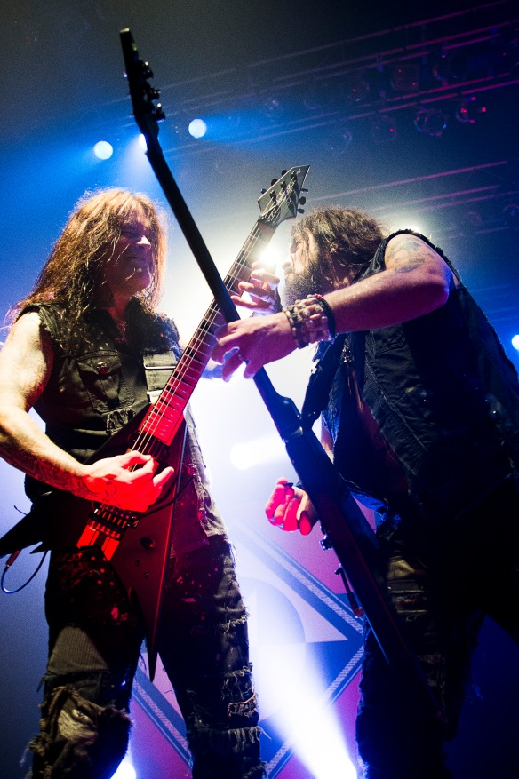 Phil Demmel and Robb Flynn