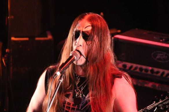 Inquisition live in Tokyo. Photo: Stefan Nilsson
