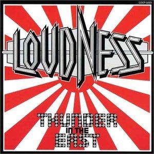 Loudness_thunder_japan