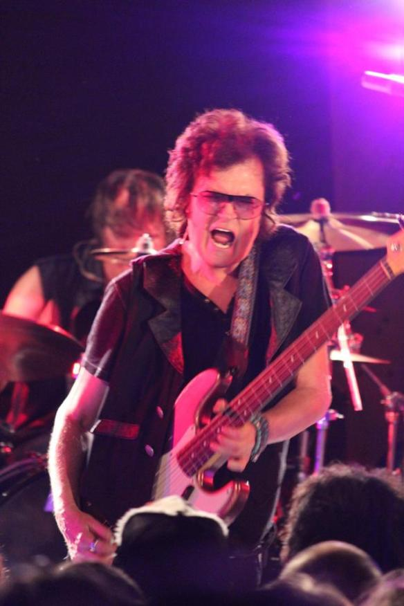 Glenn Hughes. Photo: Stefan Nilsson