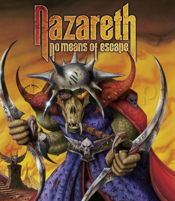 Nazareth-No-Means-Of-Escape