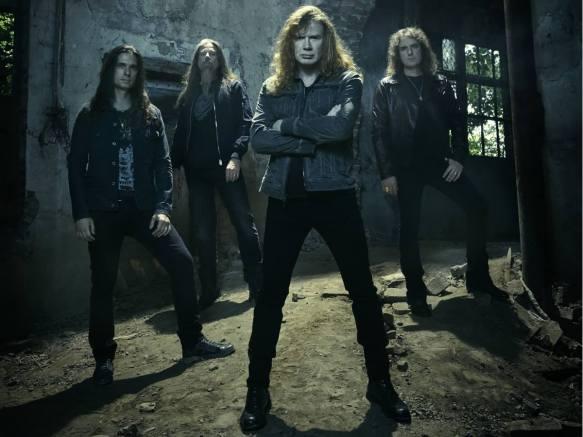 Megadeth2015