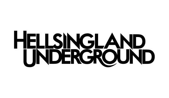 HELLSINGLAND UNDERGROUND_red on black