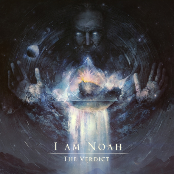 I Am Noah - The Verdict Cover 3000