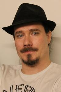 Tuomas Holopainen of Nightwish in Tokyo. Photo: Stefan Nilsson