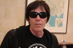 Richie Ramone in Tokyo, May 2016. Photo: Stefan Nilsson