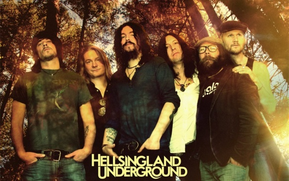 Hellsingland Underground - early