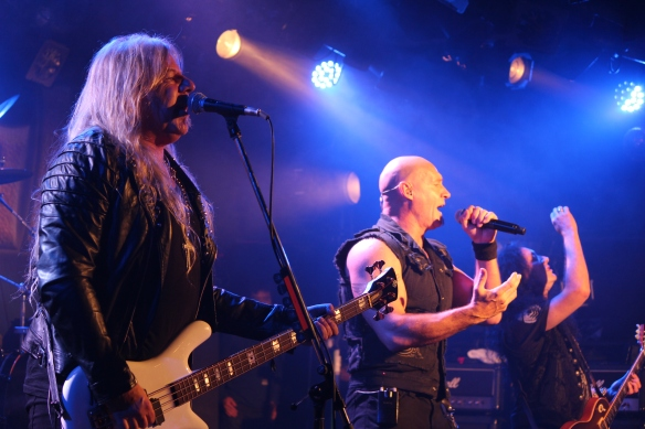 Primal Fear on stage in Tokyo. Photo: Stefan Nilsson