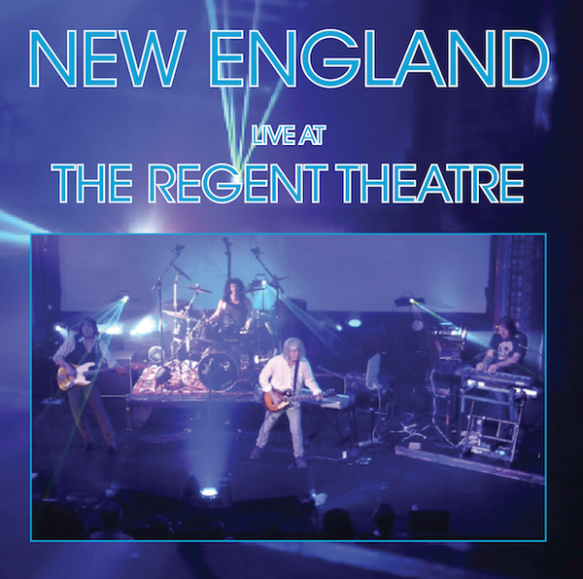 new-england-live-at-the-regent-cover