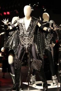 KISS stage costumes at the KISS Expo in Tokyo, Photo: Stefan Nilsson