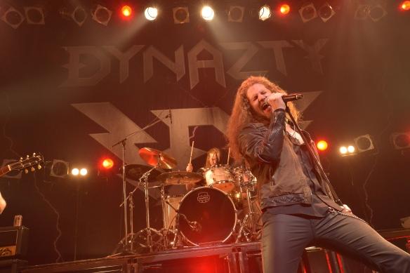 Dynazty on stage in Tokyo | Photo: Masayuki Noda