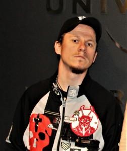 Jake E in Tokyo in 2014. Photo: Stefan Nilsson, Roppongi Rocks