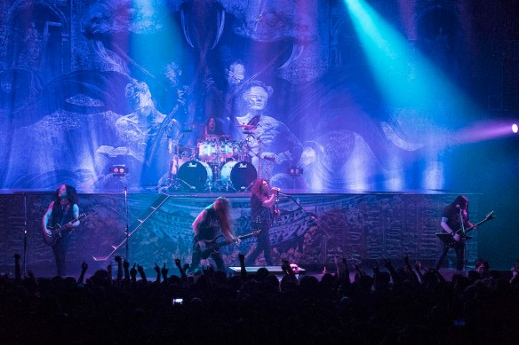 Thrash Domination live report: Californian thrash at its best with