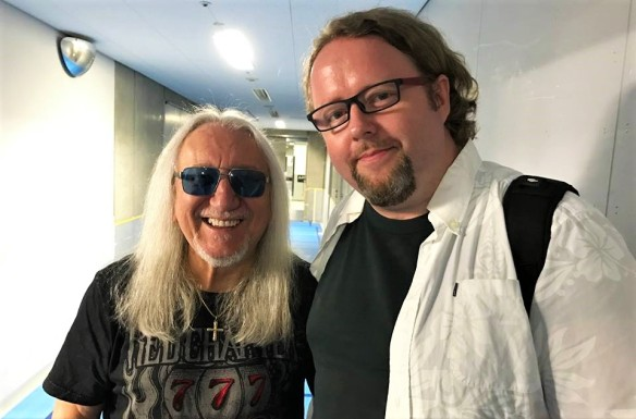 """Interview: Uriah Heep   """"It's all about the songs"""
